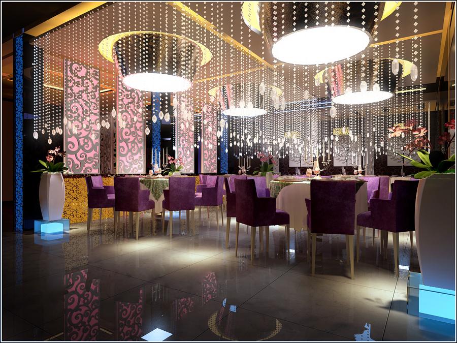 山东某餐厅设计方案