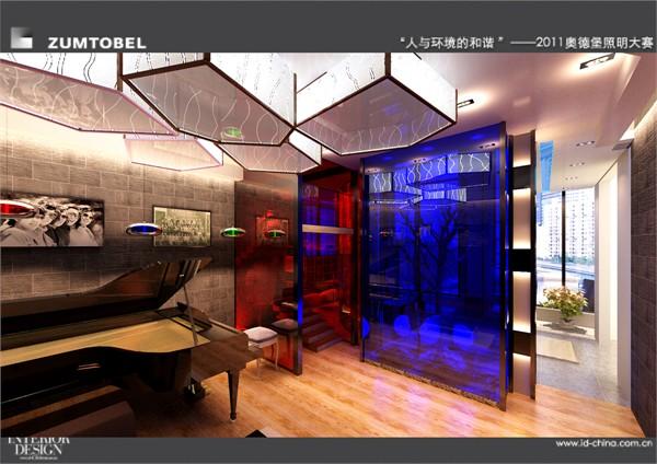 """80区""""loft生活馆室内空间设计室内设计好的国内大学排名图片"""