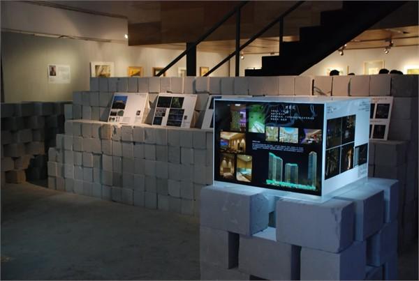 项目理解:纯loft展示 设计主题:极度