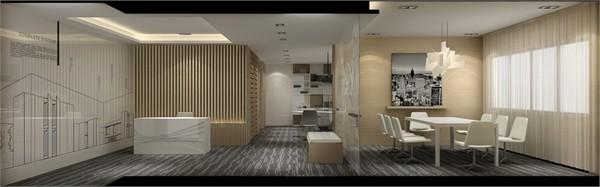 室内照明工程-某办公楼照明设计方案