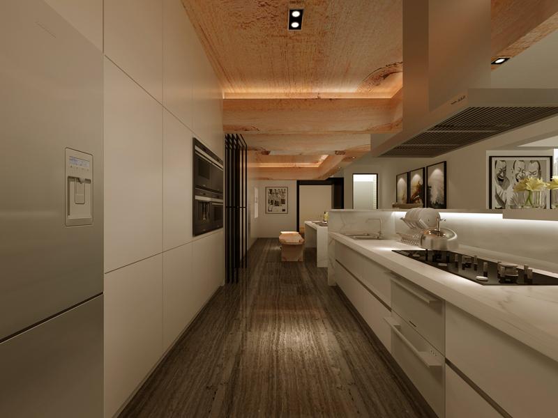 参赛作品 斐雪派克社交厨房设计大赛
