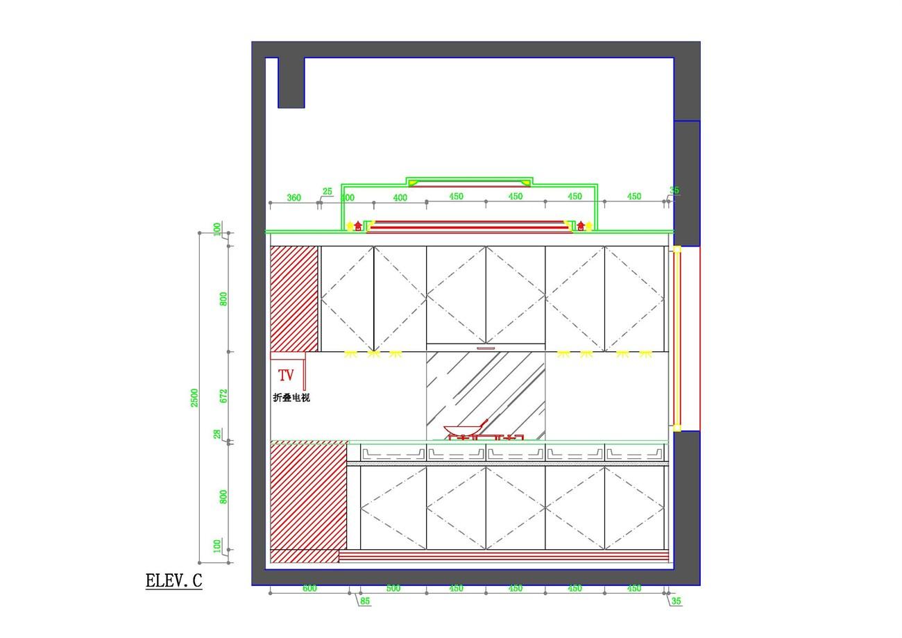 户型 户型图 平面图 1300_919