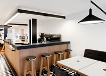 巴黎Craft咖啡馆——去咖啡馆办公