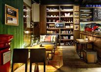 青咖啡 福州三坊七巷店