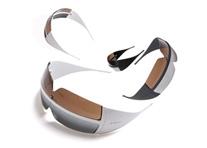 y-town双色太阳眼镜