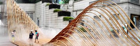 《引力场》——公共艺术与社会文化的多场耦合