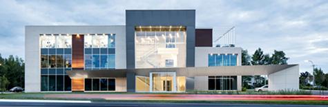 冷静之美:加拿大魁北克省Le 1650大楼