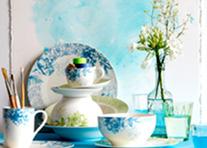 德国唯宝Floreana Blue丨弗罗琳娜·海蓝系列