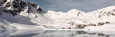 雪上之巅:瑞士酒店Frutt Family Lodge