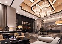南国之梦--厦门建发地产央玺会所软装设计