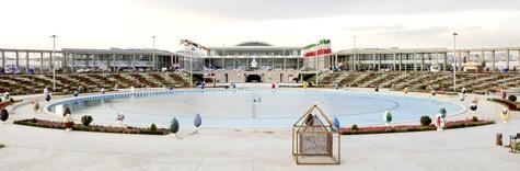 以交流促进转变新建伊朗德黑兰会展中心一期工程于2016年5月3日竣工