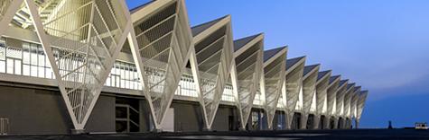 海·建筑·城市——青岛邮轮母港客运中心