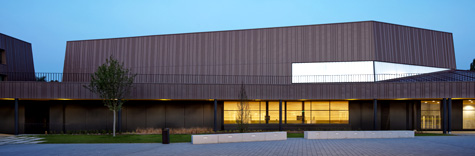 梦之暖穴:法国里尔初中学校Moulin