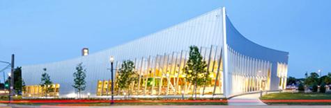 空灵存在:多伦多沃恩市民中心资源图书馆