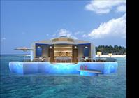 展位设计·漂浮度假村