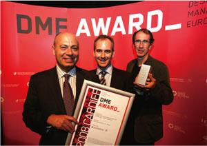 ROCA荣获2008欧洲设计管理大奖