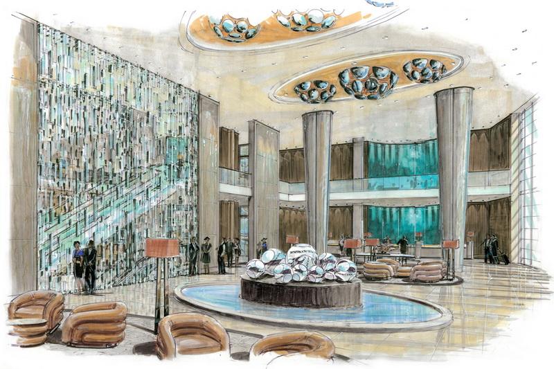 无锡蠡园经济开发区集成电路设计中心豪廷酒店